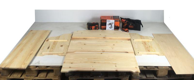 Costruire una cassapanca in legno tutorial pratico for Cassapanche piccole legno